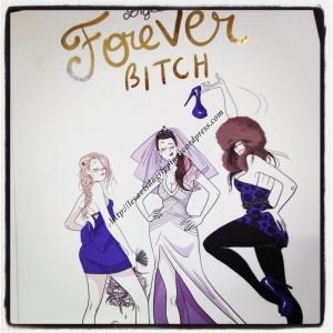 Forever Bitch de Diglee